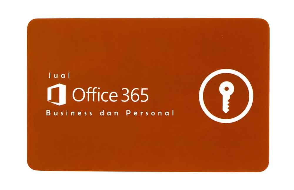 jual office 365 Business dan Personal