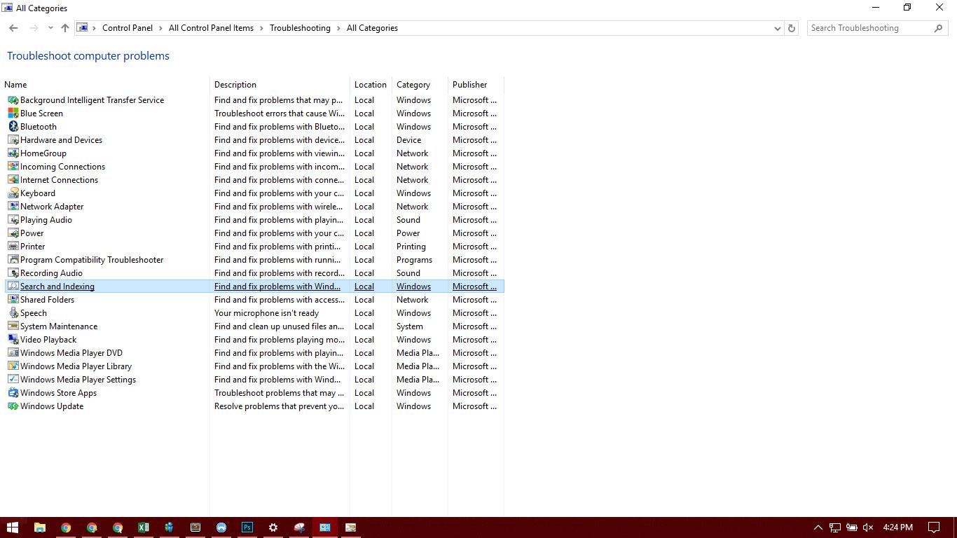 Cara Mengatasi masalah Windows 10 dengan Tool, problem apa yang anda hadapi windows 10
