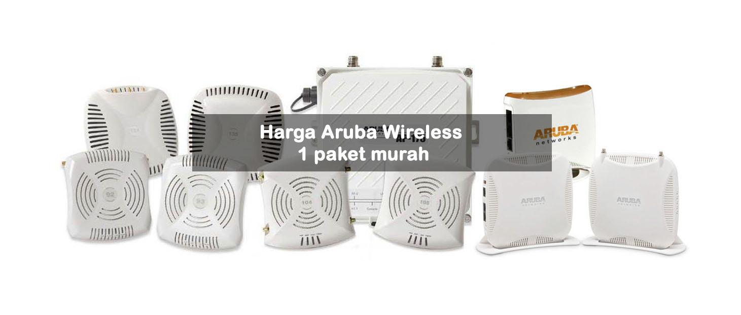harga aruba wireless
