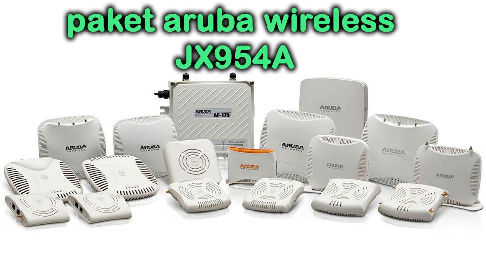 ada aruba wireless JX954A