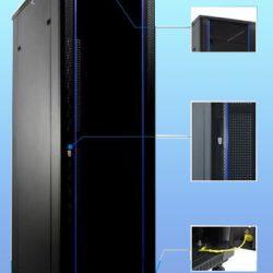 jual rack server type IR bagian depan