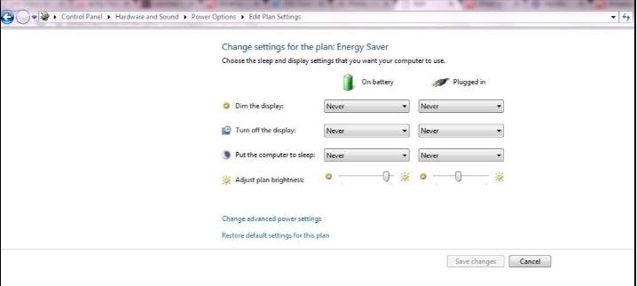 Apa yang harus lakukan Laptop saat Di charger tapi tidak mengisi dengan control panel