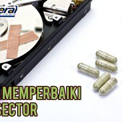 Cara memperbaiki Bad Sector