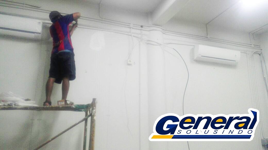 Jasa Instalasi Wireless warehouse dan gudang generalsolusindo 1