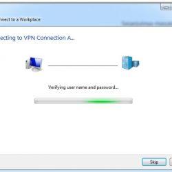 Tutorial Step by step dalam mensetting VPN PTPP di Mikrotik connect to vpn