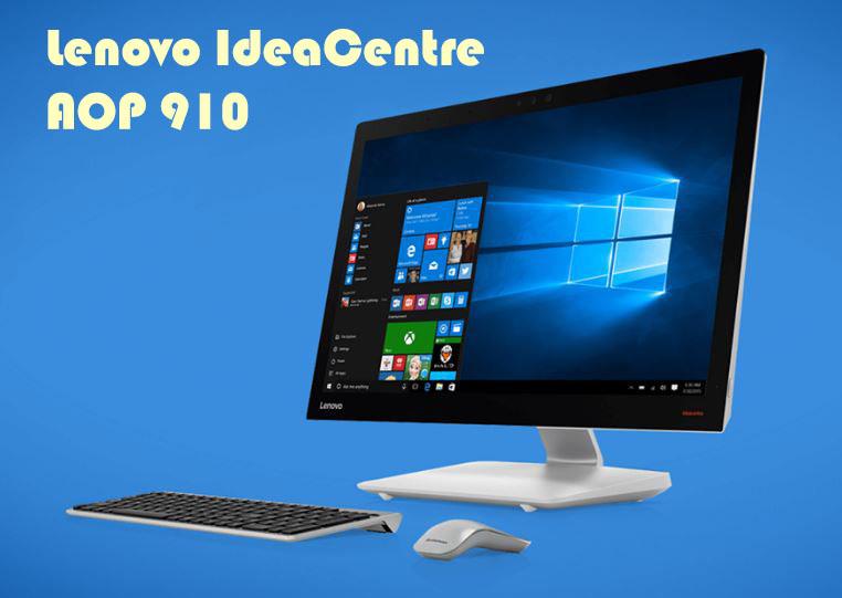 harga komputer lenovo all in one IdeaCentre AOP 910