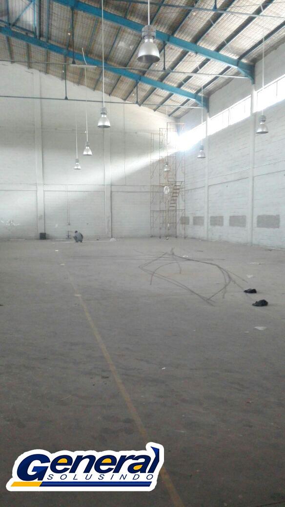 jasa instalasi lan gedung dan warehouse kota surabaya