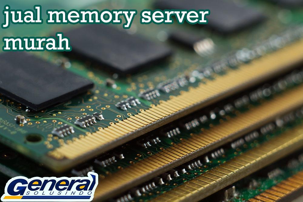 jual memory server mulai dari 4gb
