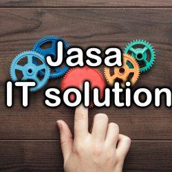 Jasa IT solution