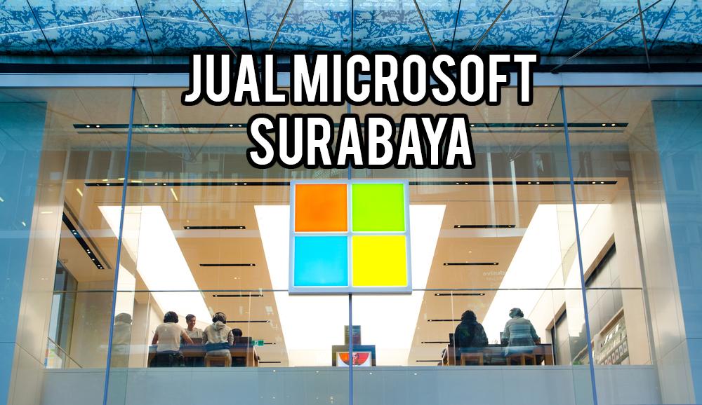 Jual Microsoft Original dan Garansi