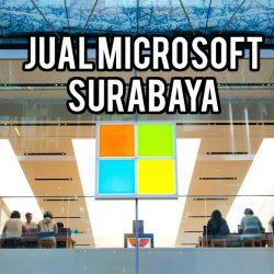 Jual Microsoft surabaya Asli