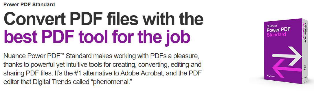 jual PDF reader nuance