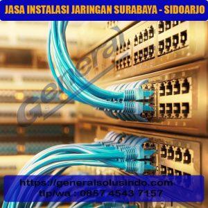 Jasa instalasi jaringan surabaya - sidoarjo 1