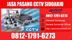 Jasa Pemasangan CCTV Sidoarjo dan Surabaya