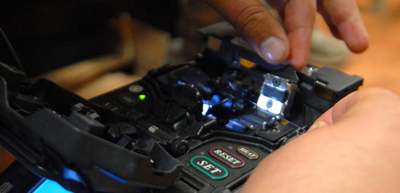 cara splicing fiber optik