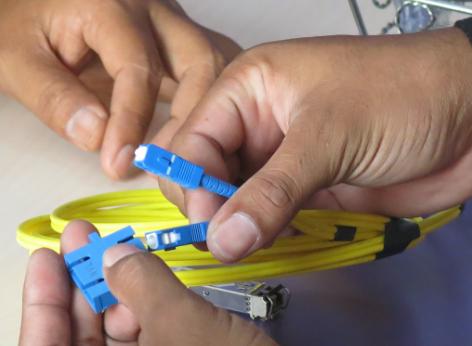Terminasi Kabel Fiber Optic